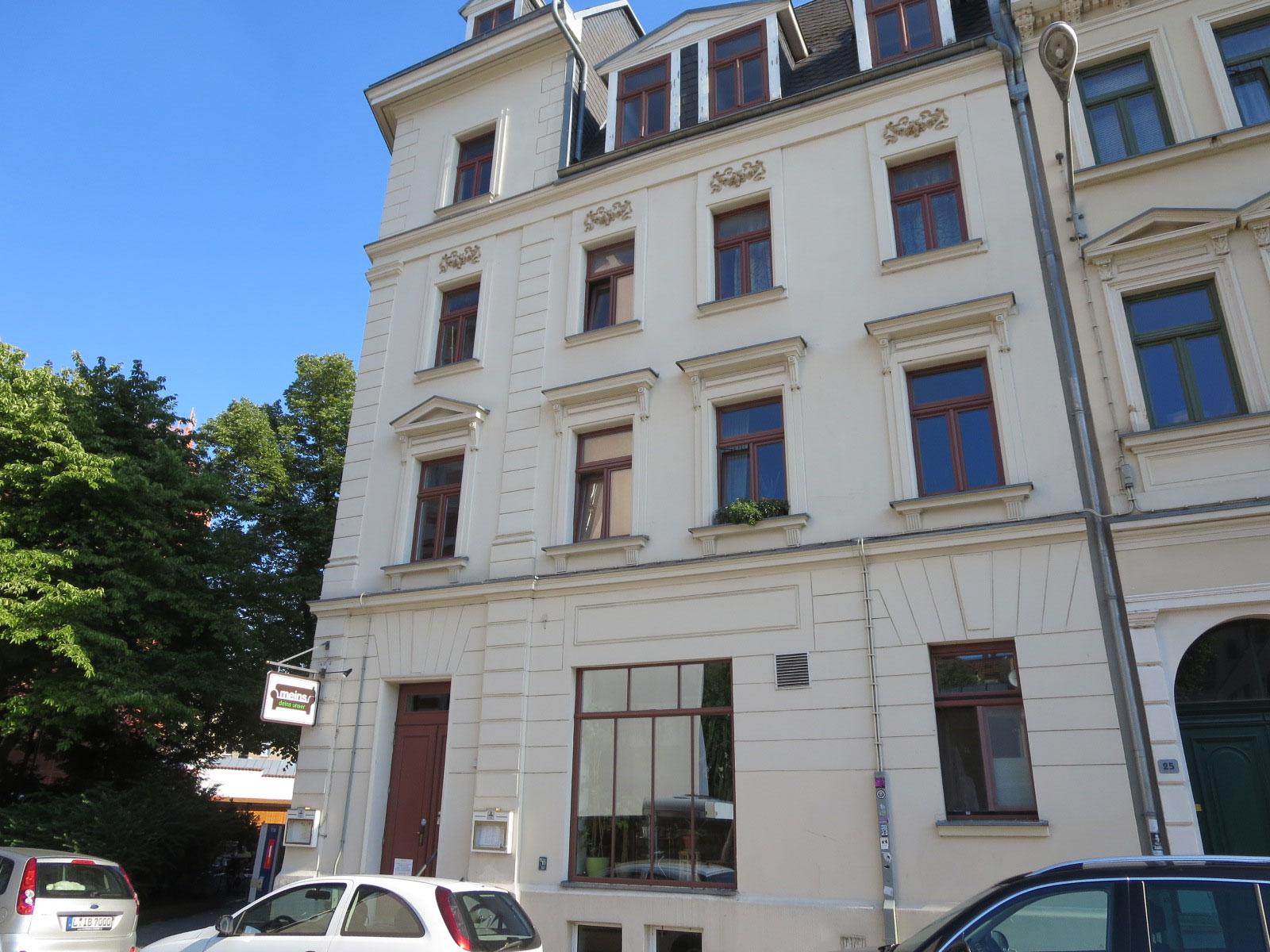 Verkauft Wohnung Plagwitz
