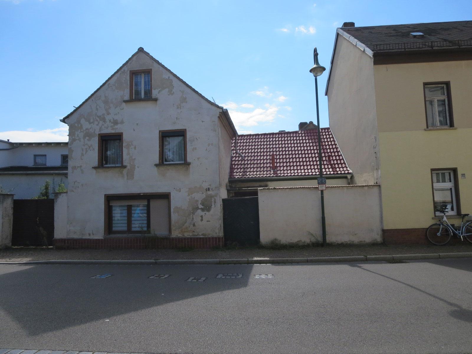 Verkauftes Einfamilienhaus Liebertwolkwitz