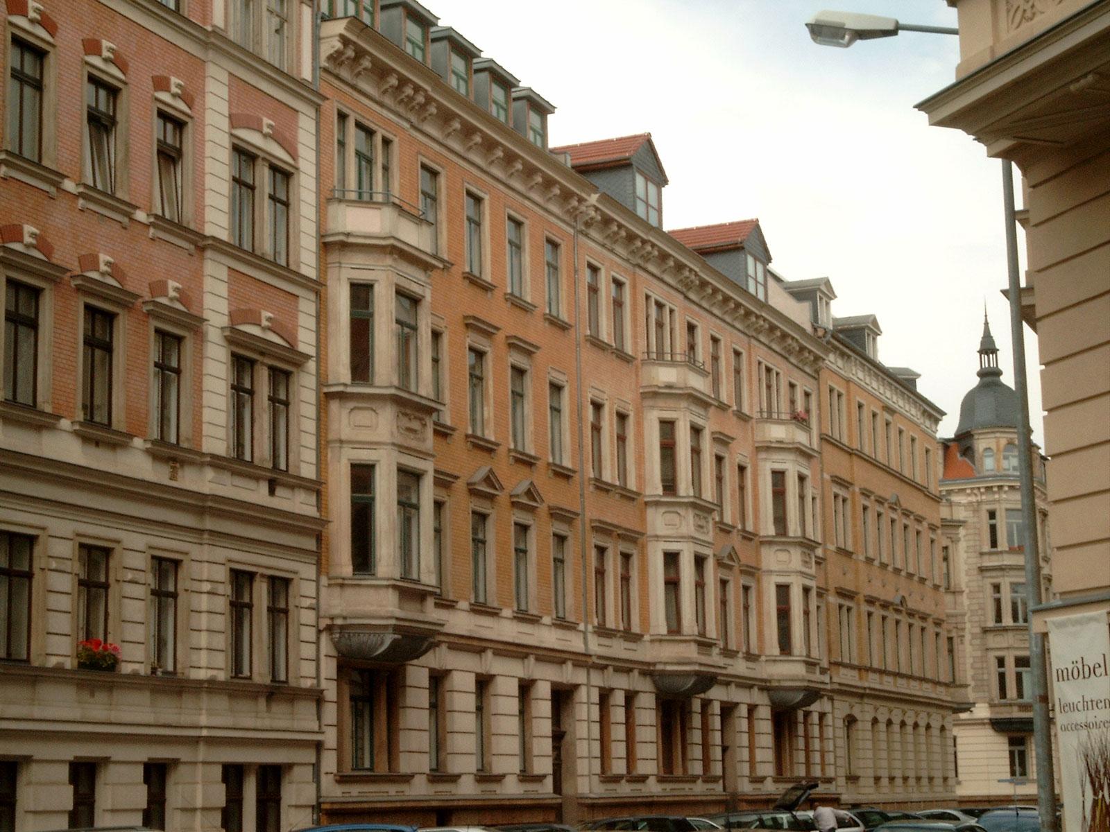 Verkauf Mehrfamilienhaus Waldstrassenviertel
