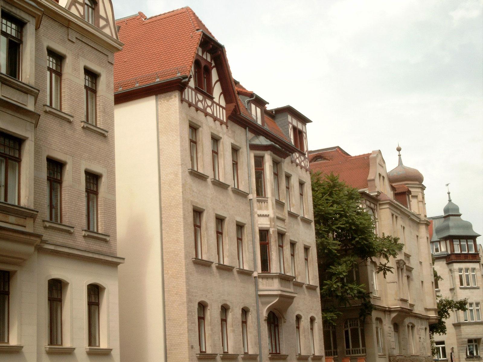Verkauftes MFH Waldstraßenviertel