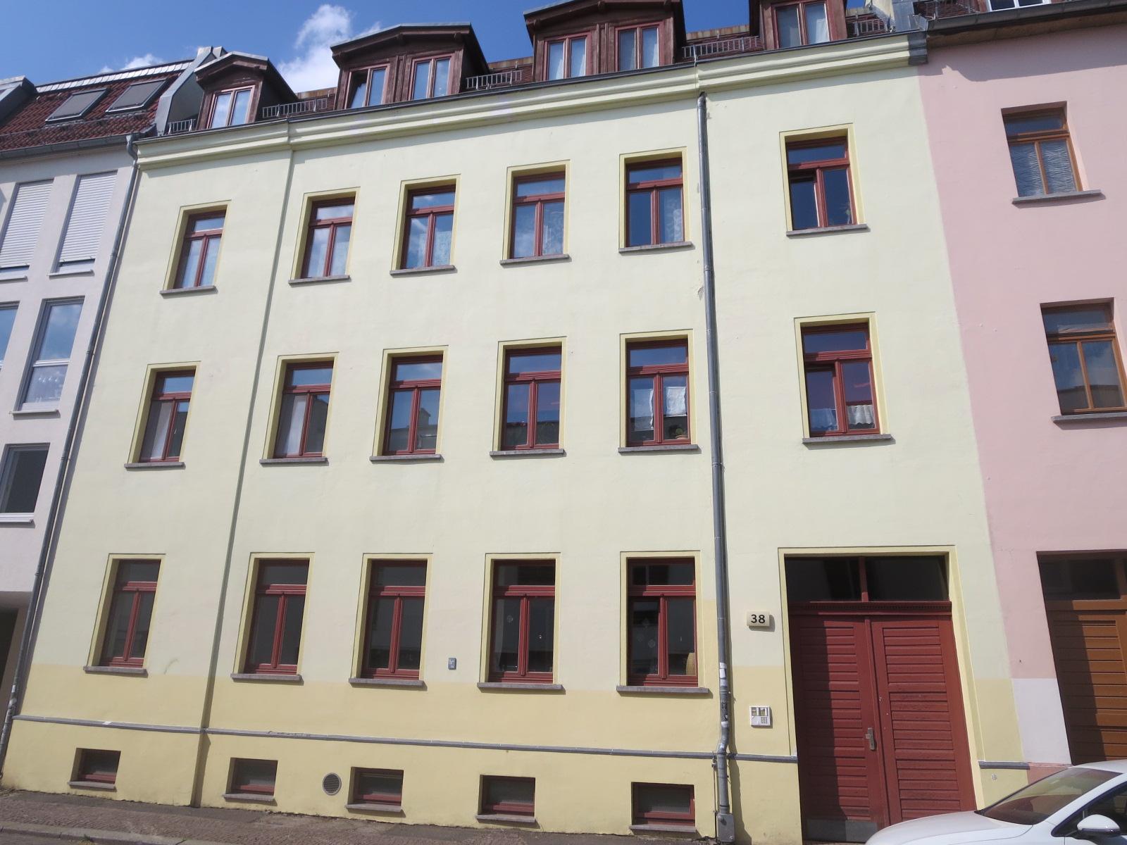 Verkauft Mehrfamilienhaus