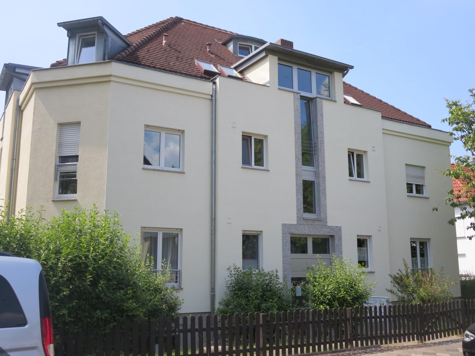 Verkauft und Vermietet Villenviertel Schleußig